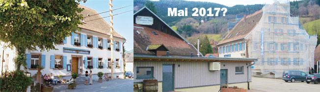 Renovierung Mai 2017