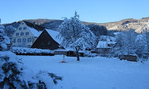 Skifahren Oberried