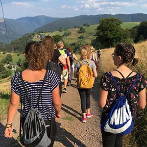 Wandern im Dreisamtal für jung und alt